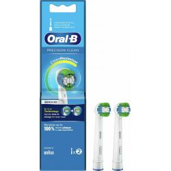 Oral-B Ανταλλακτικές Κεφαλές Precision Clean 2τμχ