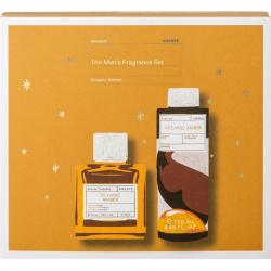 Korres The Men's Fragrance Set Oceanic Amber Eau de Toilette 50ml & Showergel 250ml