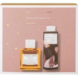 Korres The Women's Fragrance Set Midnight Dahlia Eau de Toilette 50ml & Showergel 250ml
