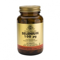 Solgar Selenium 100 μg 100 ταμπλέτες