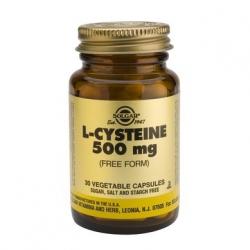 Solgar L-Cysteine 500mg 30s