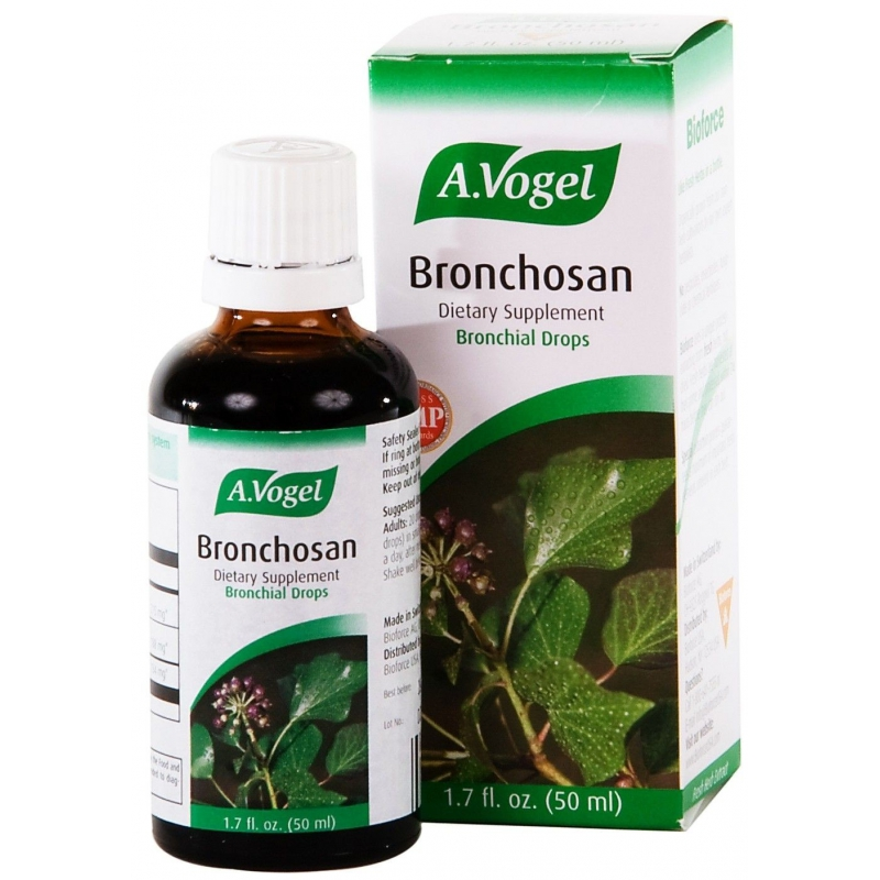 A. Vogel Bronchosan 50ml