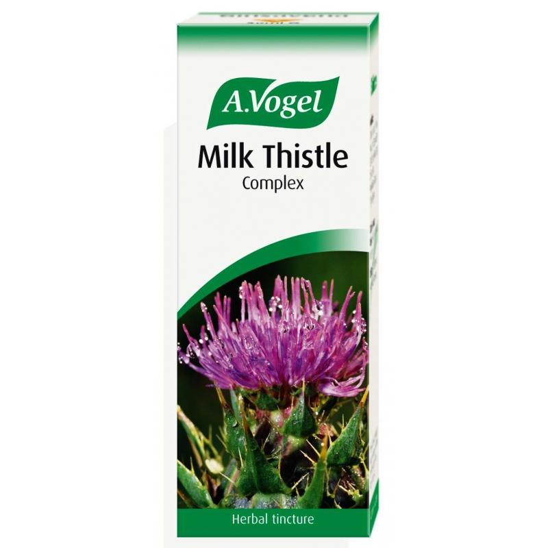 A. Vogel Milk Thistle 50ml