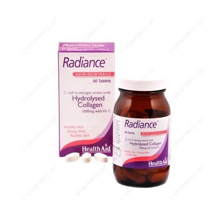 HealthAid Radiance Hydrolysed Collagen 1000mg 60 tablets