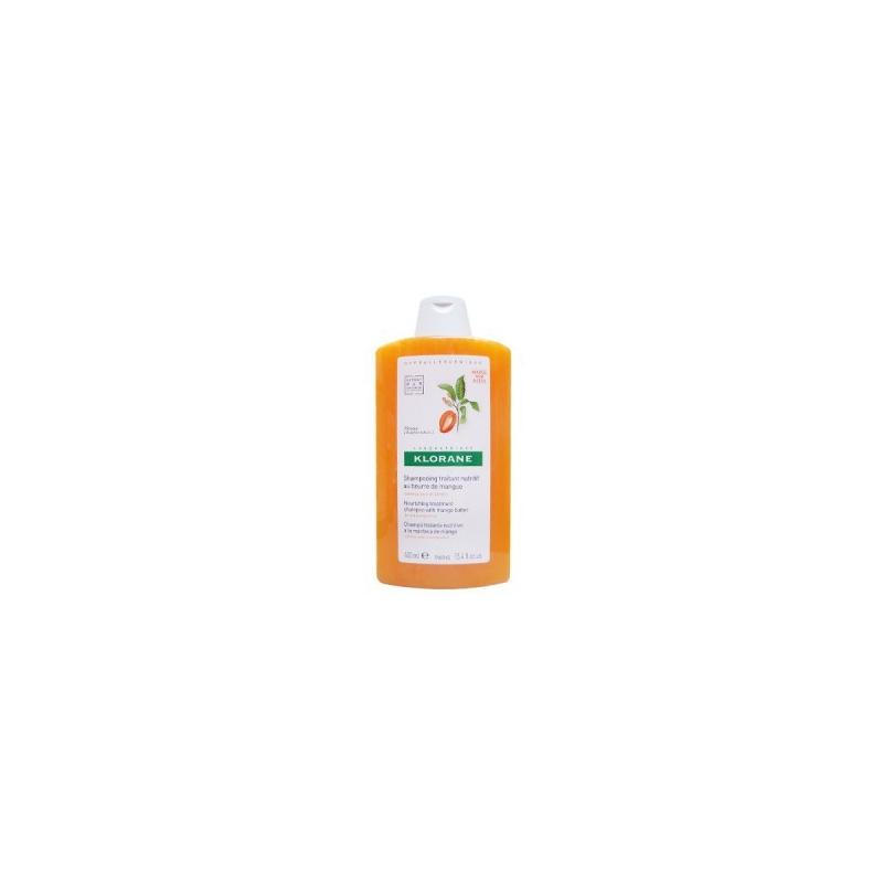 Klorane Beurre De Mangue Θρεπτικό Σαμπουάν Με Μάνγκο 200ml