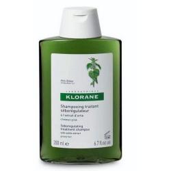 Klorane Με Εκχύλισμα Τσουκνίδας για Λιπαρά Μαλλιά 200ml