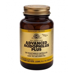 Solgar Advanced Acidophilus Plus veg caps 120s