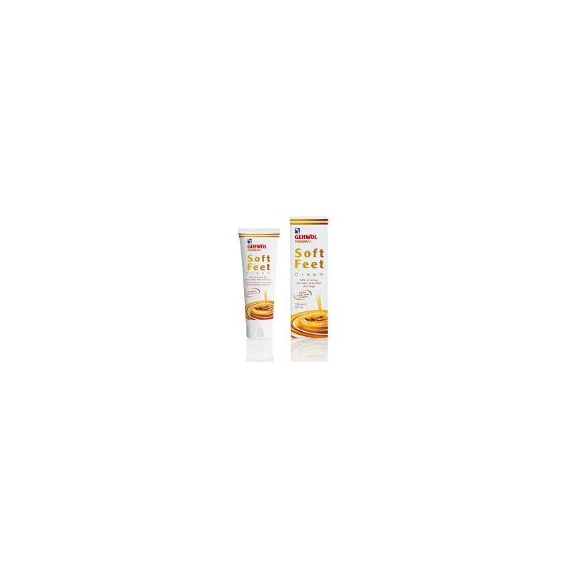 Gehwol Fusskraft Soft Feet με Μέλι και Γάλα 125ml