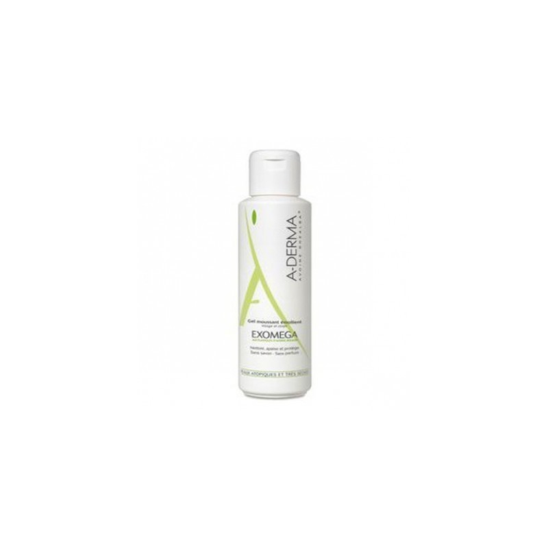 A-Derma Exomega Gel Moussant 500ml