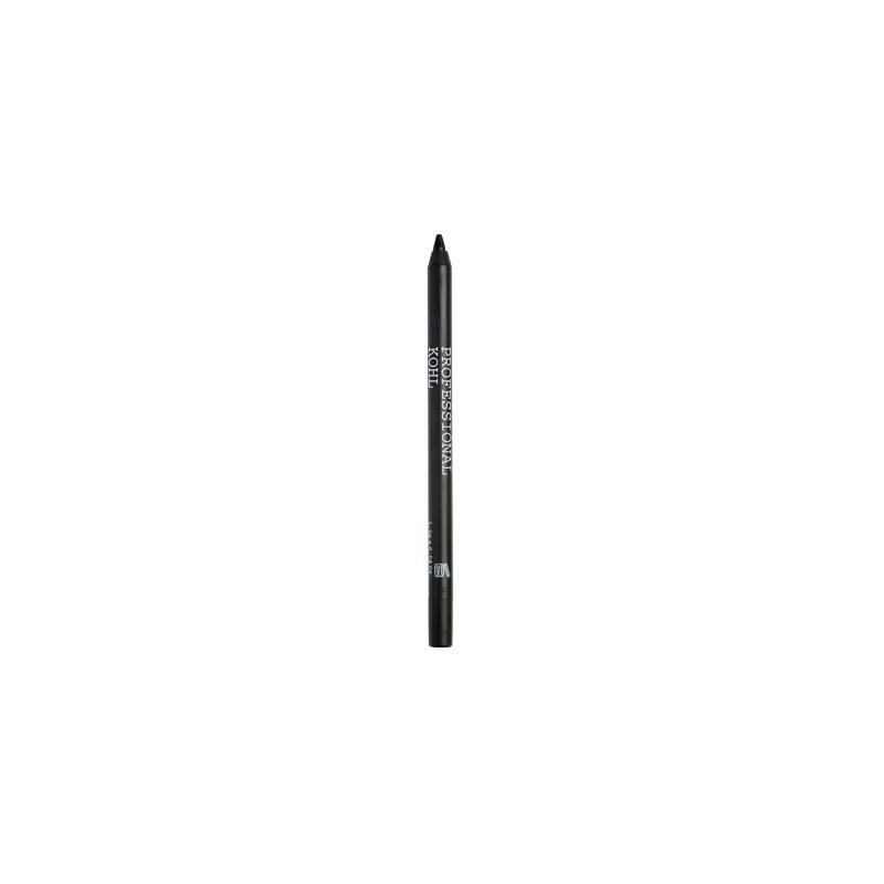 Korres Volcanic Black Professional Kohl Μολύβι Ματιών 01 Μαύρο 1,14g