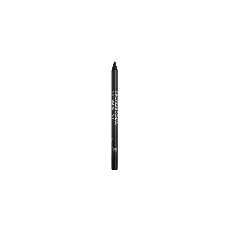 Korres BLACK VOLCANIC MINERALS Professional Shimmering Eyeliner 01 Μαύρο