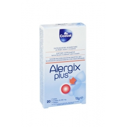 Cosval ALERGIX PLUS 20 tabs