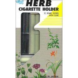 Vican Herb Cigarette Holder - Πίπα + 12 Φίλτρα