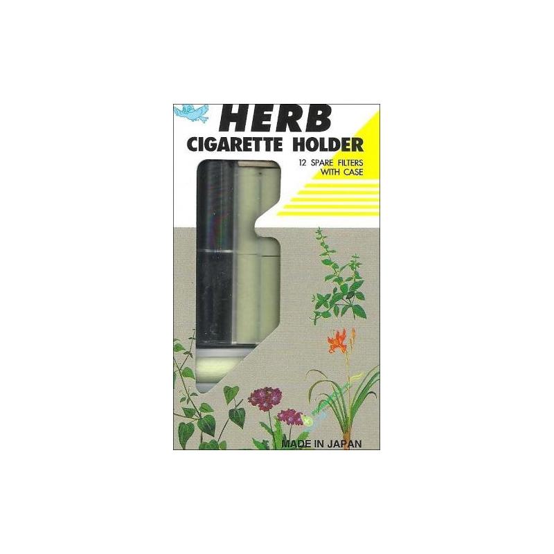 Herb Cigarette Holder - Πίπα + 12 Φίλτρα