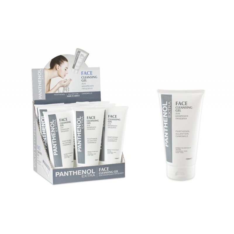Panthenol Extra Face Cleansing Gel 150ml