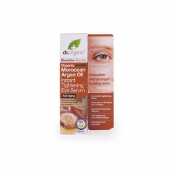 Dr.Organic Moroccan Argan Oil Instant Tightening Eye Serum 30ml