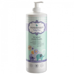 Pharmasept Tol Velvet baby care Mild Bath 1000ml