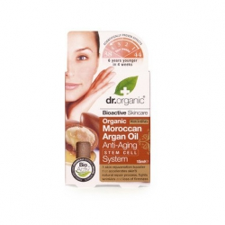 Dr.rganic Moroccan Argan Oil Anti-Aging Stem Cell System 30ml