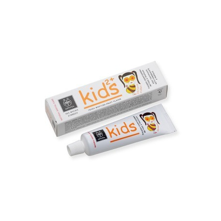 Apivita KIDS 2+ Παιδική Οδοντόκρεμα 50ml