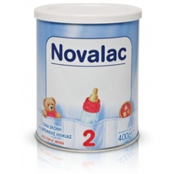 Novalac 2 ΓΑΛΑ ΣΚΟΝΗ 2ης ΒΡΕΦΙΚΗΣ ΗΛΙΚΙΑΣ ΑΠΟ ΤΟΝ 6ο ΜΗΝΑ 400gr