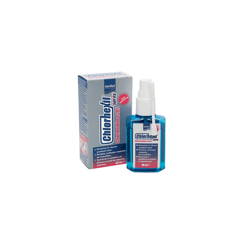 Intermed CHLORHEXIL 0.20% spray 60ml