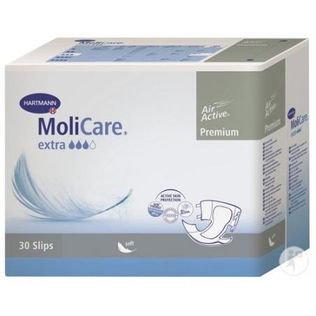 Hartmann Molicare Soft Extra 30τμχ 4049500605434
