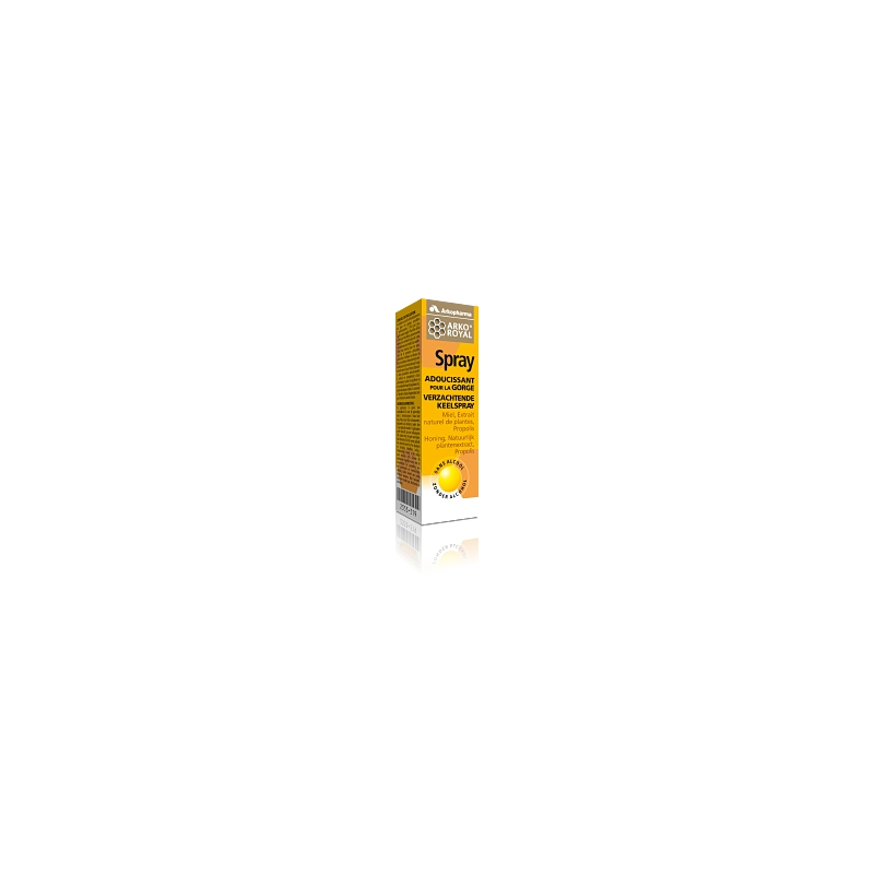 Arkoroyal Καταπραυντικό Spray Για τον Λαιμό 30ml