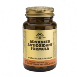 Solgar Advanced Antioxidant Formula 120 ταμπλέτες