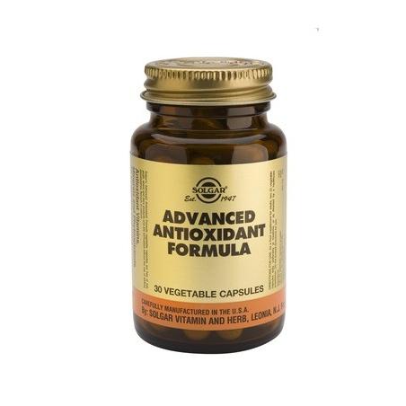 Solgar Advanced Antioxidant Formula 120 ταμπλέτες