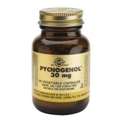 Solgar Pycnogenol 30mg 30 ταμπλέτες