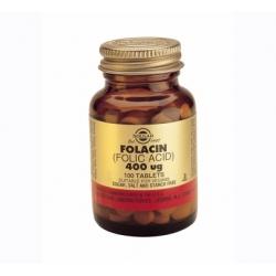Solgar Folic Acid 400μg 100's