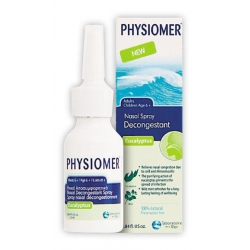 Physiomer Hypertonic Eucalyptus 25ml