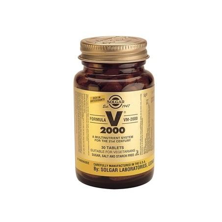 Solgar Formula VM-2000 30 tab