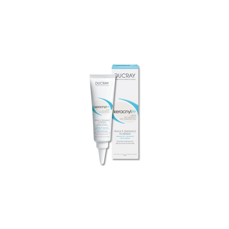 Ducray Keracnyl PP Anti-blemish Soothing Care 30ml