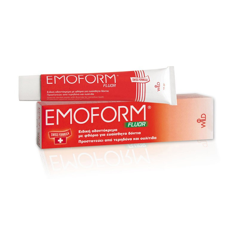 Emoform Fluor Swiss 50ml