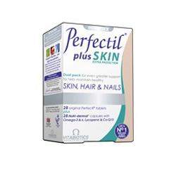 VItabiotics Perfectil Plus Skin 28 κάψουλες + 28 ταμπλέτες