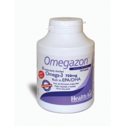 Healthaid Omegazon Family pack 120 κάψουλες