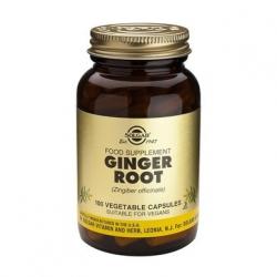 Solgar Ginger Root 100's