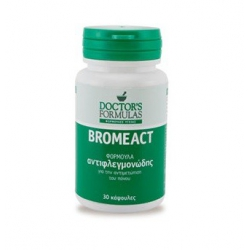Doctor's Formulas BROMEACT 30's