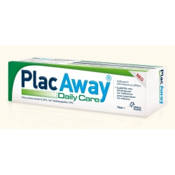 Plac Away Daily Care Οδοντόκρεμα 75ml