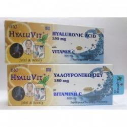 Hyaluvit Για υγιείς αρθρώσεις, δέρμα, μαλλιά 30tabs
