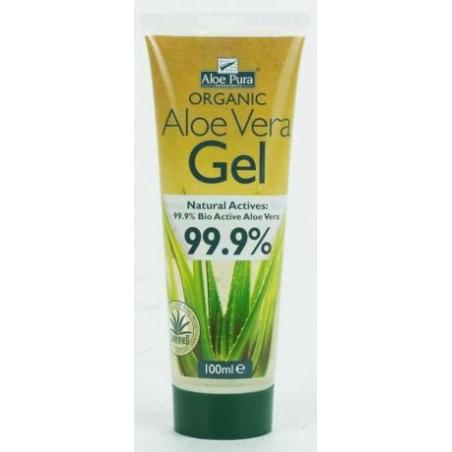 Optima Aloe Vera Gel 99.9% 100ml