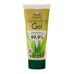 Optima Aloe Vera Gel 99.9% 200ml
