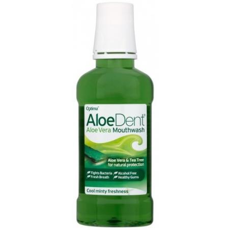 Optima Aloe Dent Mouthwash 250ml
