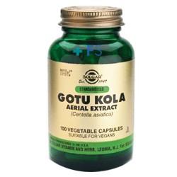Solgar Gotu Kola Aerial Extract 100 vegetable caps