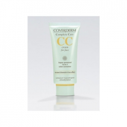 Coverderm CC cream Light Απόχρωση 40ml