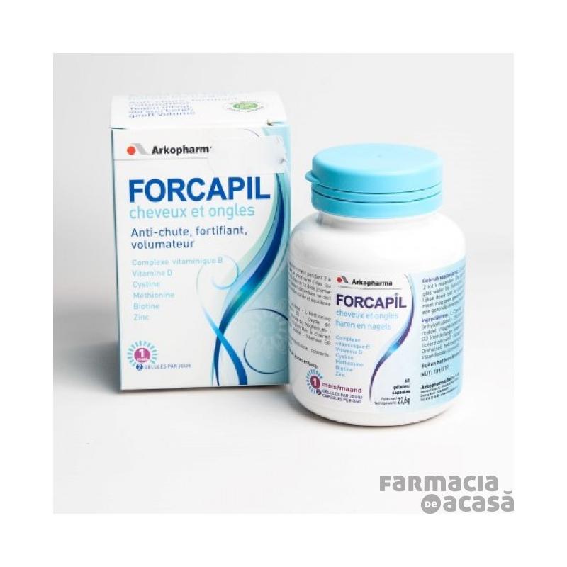 Arkopharma Forcapil 60 κάψουλες