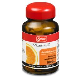 Lanes Βιταμίνη C 1000mg με βιοφλαβονοειδή 30's