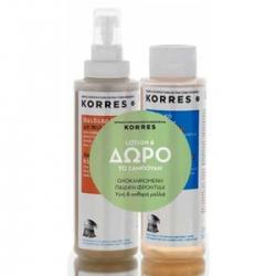 Korres Παιδική Αντιφθειρική Λοσιόν Μηλόξυδο 150 ml+Δώρο το Σαμπουάν 150ml
