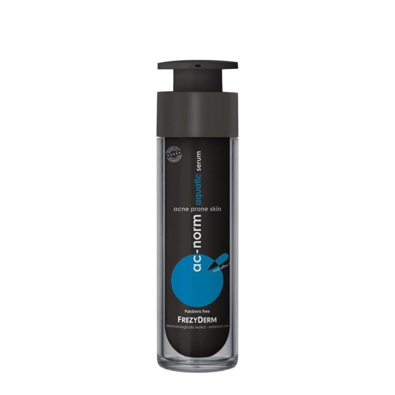 Frezyderm Ac-Norm Aquatic Serum Ενυδατικός ορός με oil-free σύνθεση 50ml